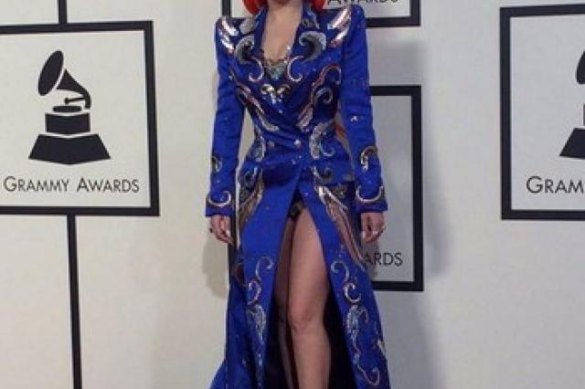 Леди Гага стала самым обсуждаемым артистом «Грэмми»
