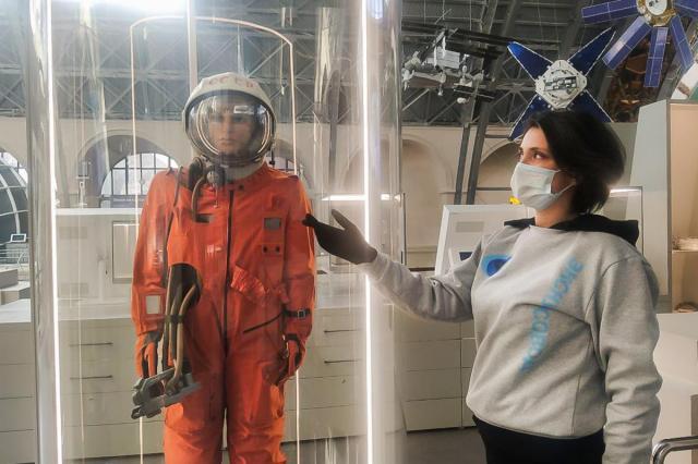 Гагарин в «Космосе»: на ВДНХ пройдет познавательная программа о первом космонавте планеты