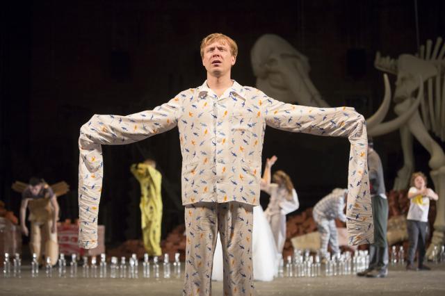 «Возмутитель» по мотивам произведений М.Салтыкова-Щедрина представят в Московском Губернском театре