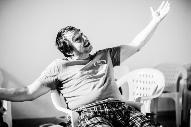 Гастроли из Израиля спектакля «Невостребованный прах»