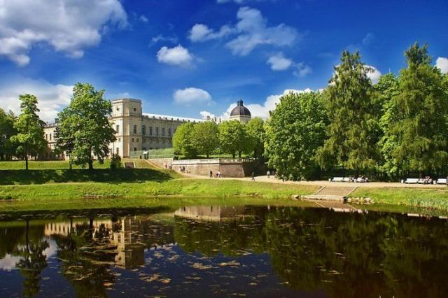 Гатчинский дворец отмечает 250-летие