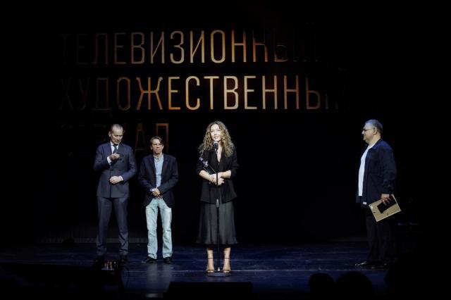 Сериал «Черное море» стал лауреатом премии «ТЭФИ – Летопись Победы» 2021