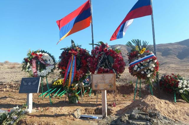 На Холме памяти летчикам в Армении заложат храм-часовню им. св. Ильи Пророка