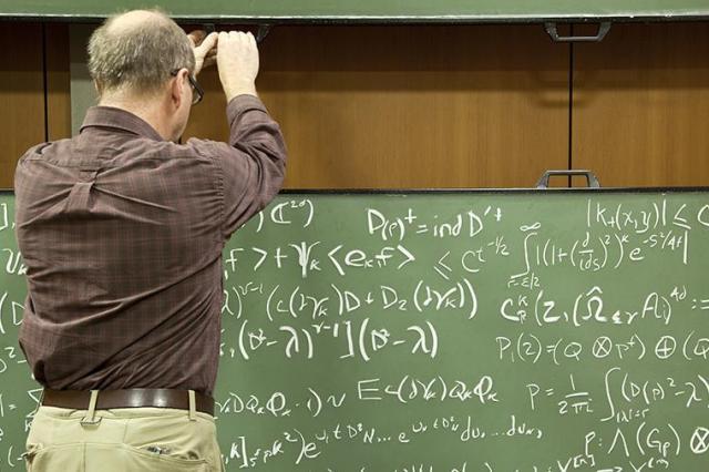 Британский математик представил решение одной из «задач тысячелетия»