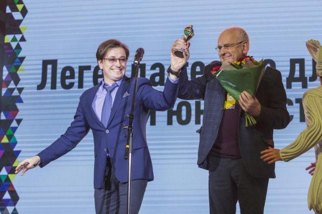 Большой Детский фестиваль подвел итоги в Санкт-Петербурге