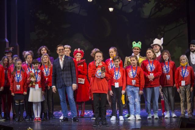Открытие IV Международного Большого Детского фестиваля