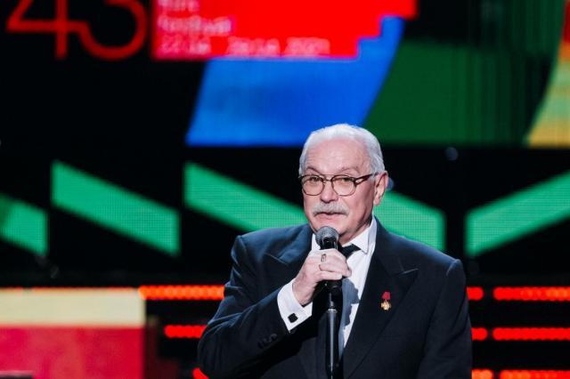Церемония открытия 43-го Московского Международного кинофестиваля прошла в театре «Россия»