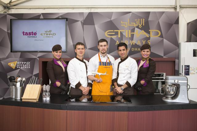 Ресторан GGraf представит Россию на Taste of Abu Dhabi 2016
