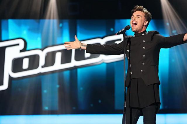 Александр Панайотов прошел в пятый сезон шоу «Голос»