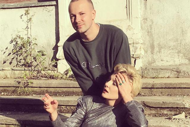 Гоша Рубчинский приготовил секретный проект с Ренатой Литвиновой
