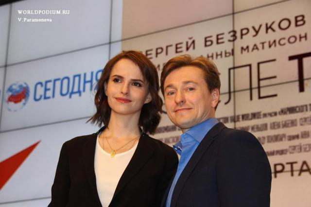 Сергей Безруков и его семья в новом онлайн проекте Губернского театра