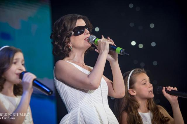 Диана Гурцкая проведёт второй фестиваль «Бородинские звёздочки»