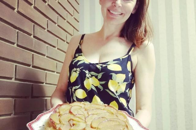 «Янтарный тарт» от Наталии Антоновой