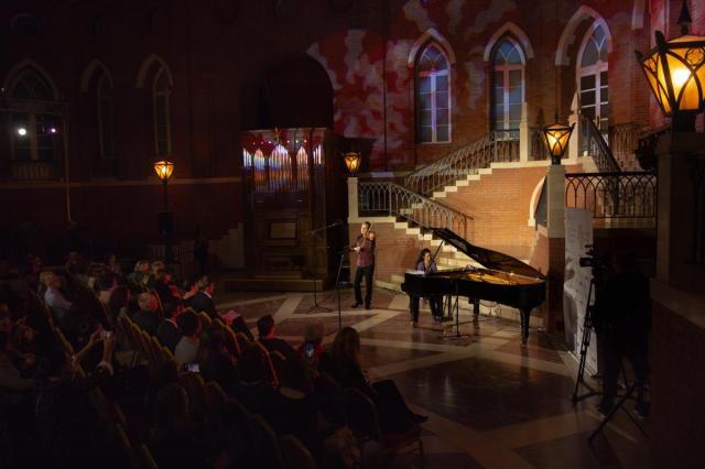 НФПП и «Царицыно» приглашают зрителей насладиться индийской музыкой и танцами