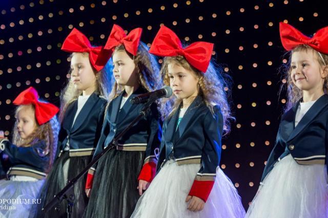 """Детский хор """"Великан"""" представил новую интерактивную музыкальную программу"""