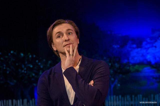 Юбилейный показ спектакля «Хулиган. Исповедь» пройдёт в Москве!