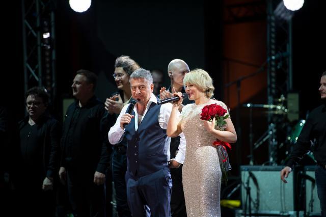 Пресняков и Агутин «в квадрате» на Russian Music Festival