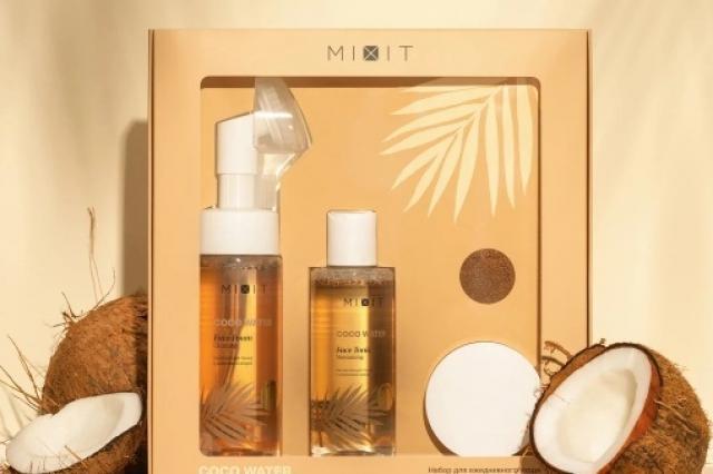 Кокосовое наслаждение от Mixit