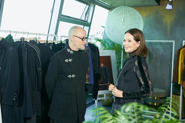 Итальянский бренд HIGH представил коллекцию сезона осень-зима 2019/20