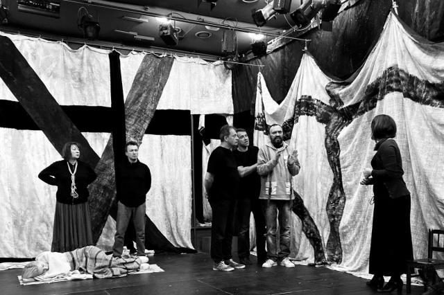 «Гамлет» на сцене Театра «Человек»