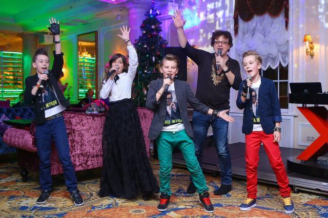 В семье певца Ромы Жукова пополнение
