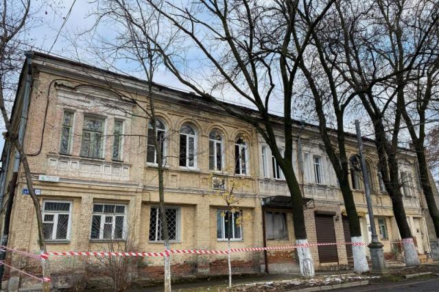 Дом Вахтангова: начало строительства и реконструкции