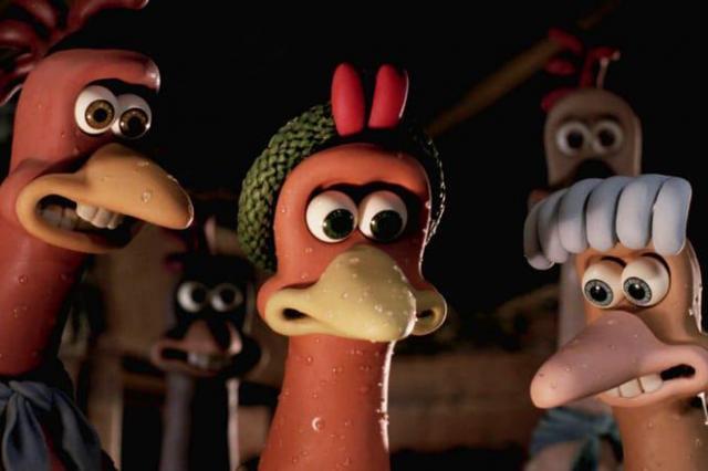 Курицы готовят второй «Побег из курятника»