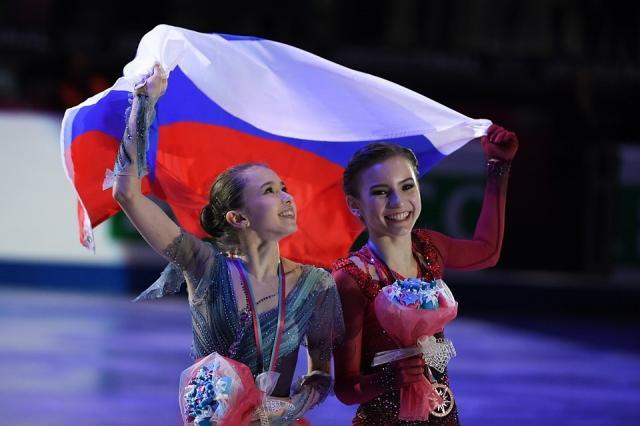 В Саранске стартует первенство России среди юниоров по фигурному катанию.