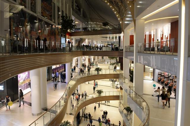 В «Крокус Сити» появится трёхэтажный океанариум