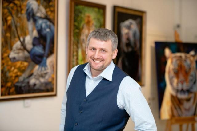 Художник Сергей Ильинский: «Считаю, что каждый человек может сделать этот мир добрее и красивее, надо только захотеть!»