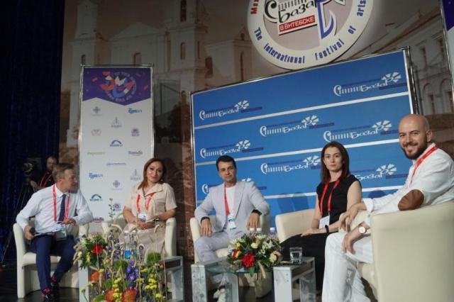 """В рамках """"Славянского базара"""" состоялся концерт ансамбля танца """"Кабардинка"""""""
