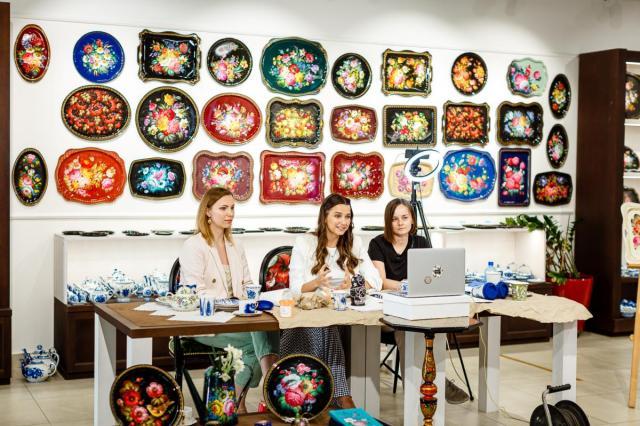 Исконно русские традиции в онлайн формате