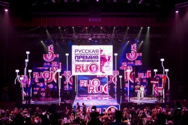 Светлана Лобода и Егор Крид будут бороться за премию телеканала Ru.TV