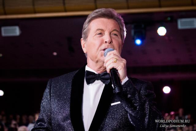 Юбилейный концерт Льва Лещенко: «С этой песней так возможно счастье!»
