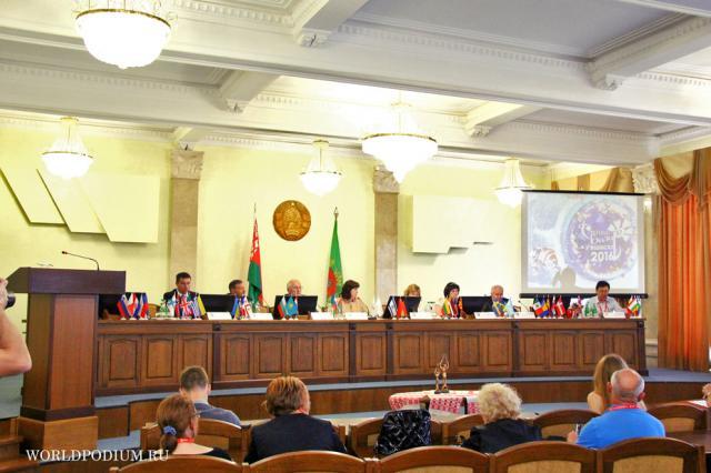 Пресс-конференция в честь открытия XXV «Славянского Базара»
