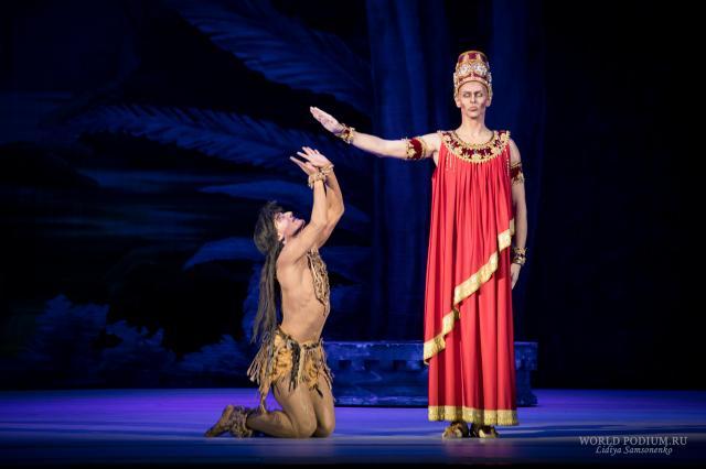 VI Международный фестиваль балета в Кремле. Баядерка - 26 сентября 2017