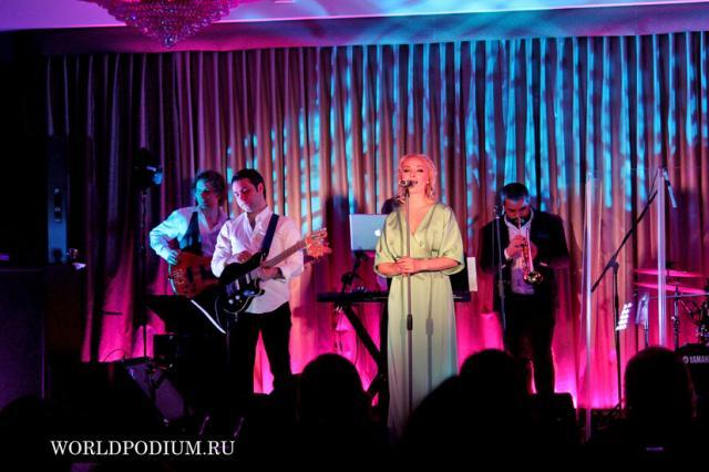 Арина Риц. Концерт в честь дня рождения в рамках проекта JAZZ PARKING