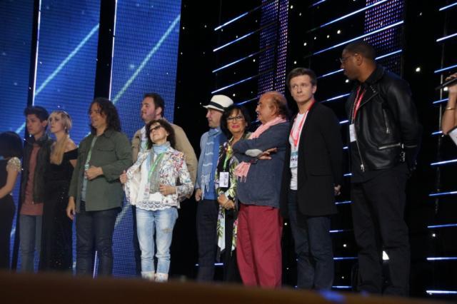 XXVI Международный конкурс исполнителей эстрадной песни «ВИТЕБСК-2017». Полуфинал.