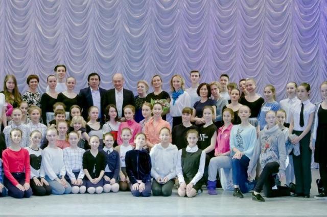 Фестиваль «Танец.ру» прошёл в Москве!