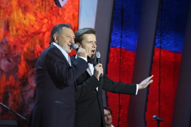 """В рамках """"Славянского базара"""" прошёл гала- концерт Союзного государства"""