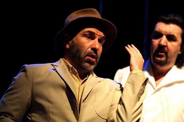 Гришковец откроет театральный сезон в Доме актера