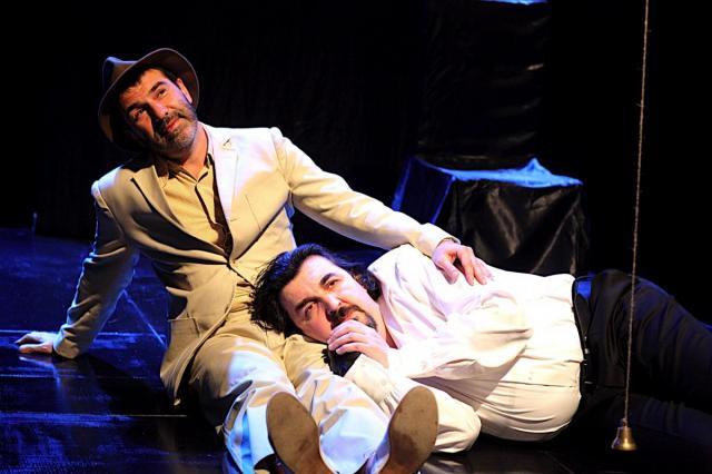 На сцене Театра-фестиваля «Балтийский дом» «По По» - спектакль по мотивам произведений Эдгара По