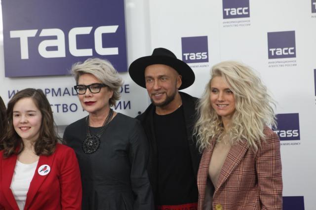 Пресс-конференция, посвященная всероссийскому конкурсу «Дай пять! Дизайнер будущего»