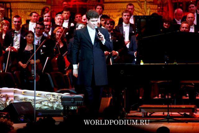 Денис Мацуев поздравил всех женщин сольным концертом в Оренбурге