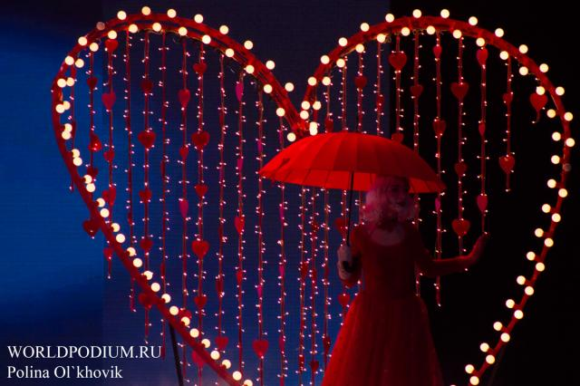 Кремлевский Дворец с размахом отметил День влюблённых
