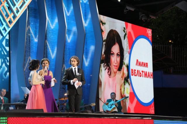 Представители России и Белоруссии делят второе место по итогам первого дня конкурса
