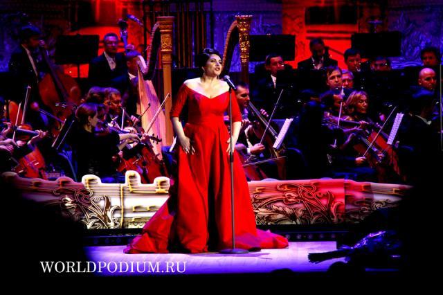 Летние концерты Хиблы Герзмава в Москве