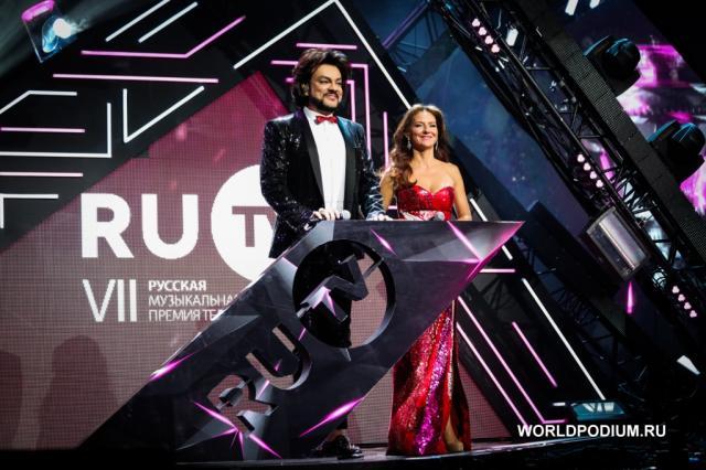X юбилейная Русская Музыкальная Премия телеканала RU.TV