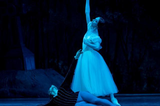 """VII Международный фестиваль балета в Кремле. Жизель. Спектакль театра """"Кремлёвский балет"""""""