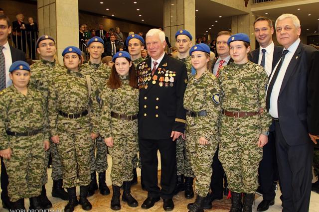 День Героев Отечества -памятная дата, которая отмечается в России ежегодно, 9 декабря